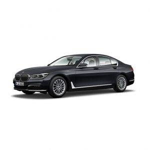 BMW 7-sērija (F01) (no 2012