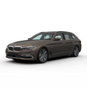 BMW 5-sērijas Sedan (G30) un Touring (G31)