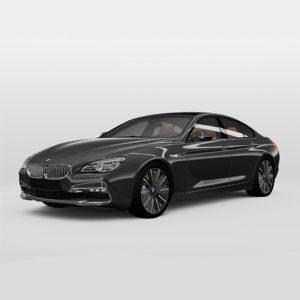 BMW 6-sērijas Gran Coupe (F06)
